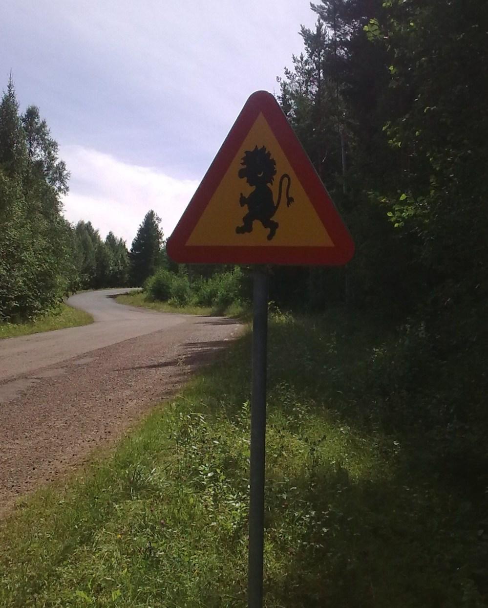 Vorsicht! Trollwechsel